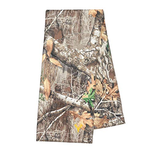 BUILTCOOL Adult Camo Cool Towel – Realtree Outdoor Hunting & Fishing, One Size