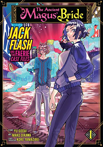 The Ancient Magus' Bride: Jack Flash and the Faerie Case Files Vol. 1 (English Edition)