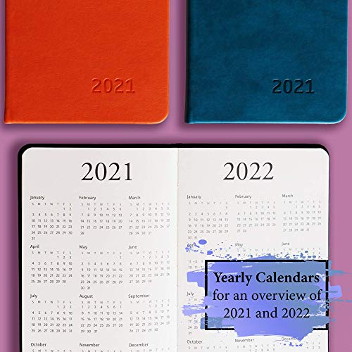 2021 Planner - Yearly, Weekly, Monthly, Daily Planner 2021-2022 with Calendar 2021-2022 Planner Organizer (Green) | 2021 Weekly Planner 2021 Monthly Planner Yearly Planner 2021 Weekly Monthly Planner Photo #7