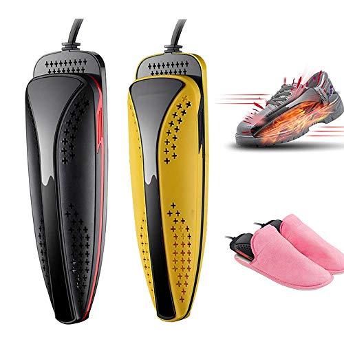 OLDUQA Skalierbare Schuhtrockner-Schuhe, Schuhtrockner mit Zeitsteuerung, Trocknerfußgerät