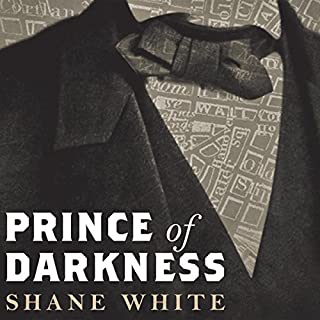 Prince of Darkness audiobook cover art