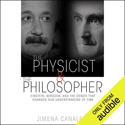 The Physicist and the Philosopher audiobook cover art