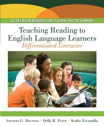 Teaching Reading to English Language Learners:...