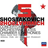 Chostakovitch - Orchestral Music & Concertos