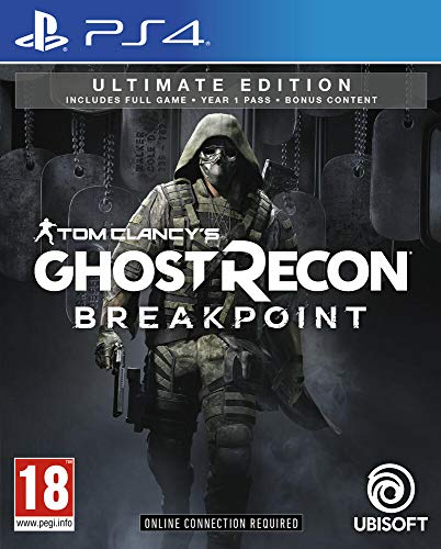 Tom Clancy's Ghost Recon - Breakpoint (Ultimate Edition)