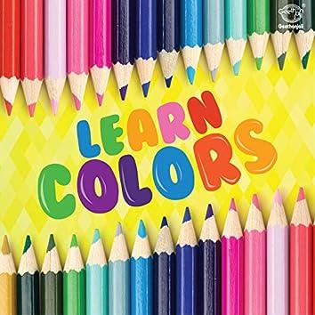 Learn Colors (Preschool Learning Fun)