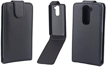 Mobile phone case Vertical Flip Leather Case for LG G2 mini / D620(Black)