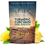 Best Curcumin Powders - Turmeric Curcumin Drink Mix Powder + Organic Curcuminoid Review