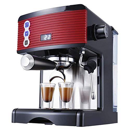 cafetera Máquina de café espresso Extractor de café Molinillo de café de filtro de vapor espuma de leche máquina de espresso semi-automática de la temperatura 15BAR precisión de control familiar y mer