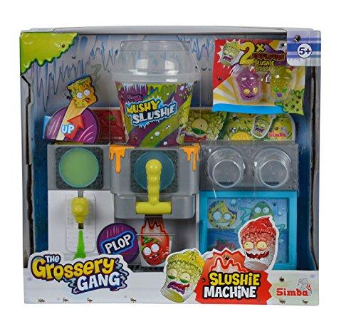 Grossery Gang - Fábrica de granizados, playset (Simba 9291003)