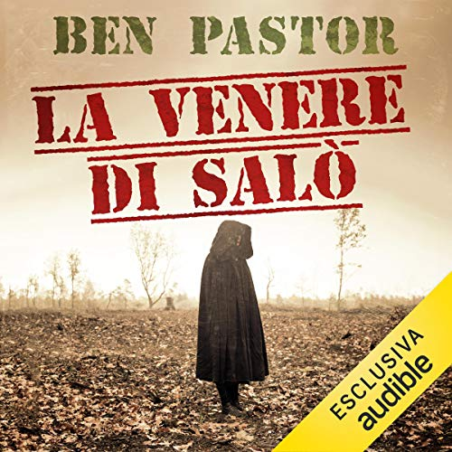La Venere di Salò audiobook cover art