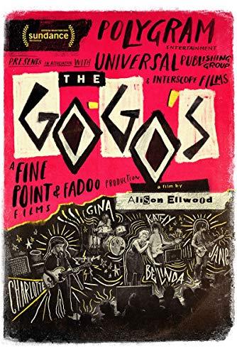 The Go-Go's - Documentary [Blu-ray]