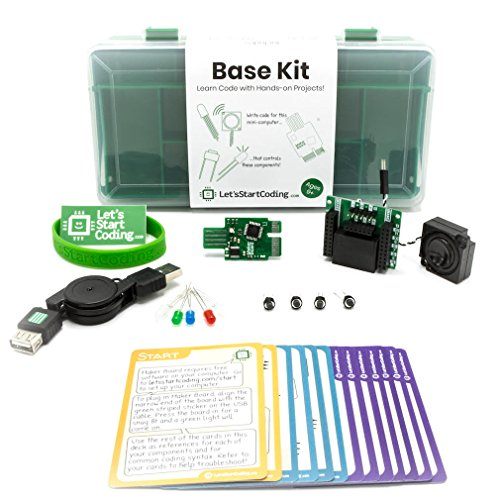 Base Coding Kit | Kids 9+ Learn Real Code Hands-On | Free Lessons and Guides Included!