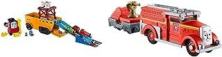 Thomas & Friends Fisher-Price Super Cruiser & Thomas & Friends Trackmaster, Fiery Flynn