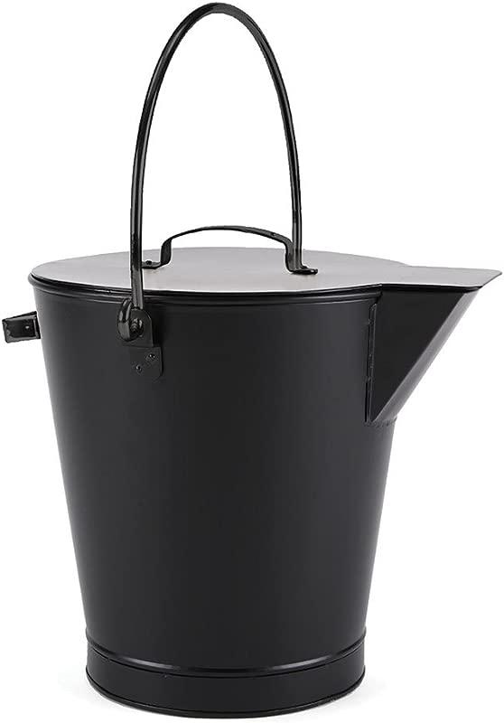 Minuteman International ASH 01 All Black Ash Bucket