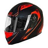 Origine Tonale Power casco Nero opaco/Rosso