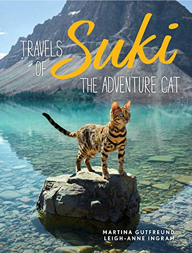 Travels of Suki the Adventure Cat