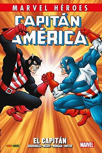 Capitán América 2. El Capitán