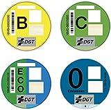 FNMT Distintivo Ambiental DGT Etiqueta
