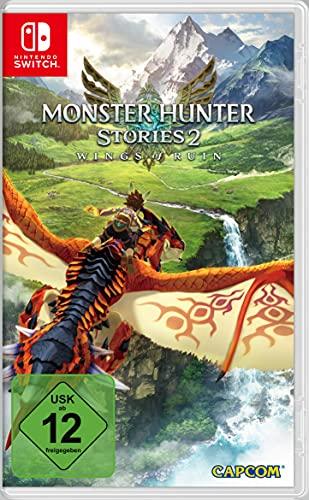 Monster Hunter Stories 2: Wings of Ruin - Nintendo Switch [Importación alemana]