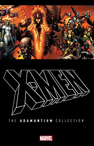 X-Men: The Adamantium Collection (English Edition)