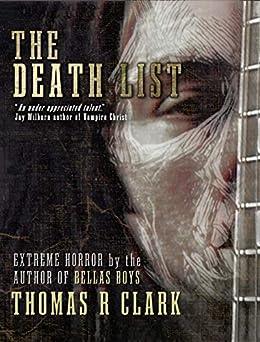 The Death List by [Thomas R Clark]