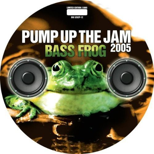Pump Up the Jam 2005 [Vinyl Single]