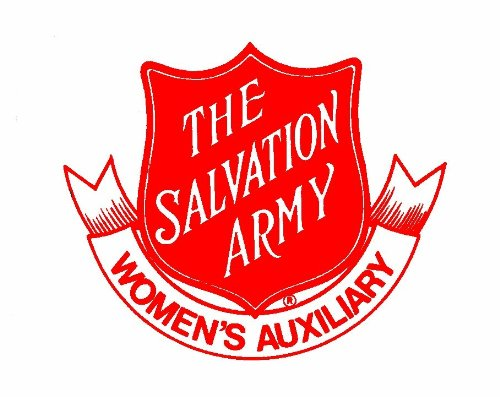 History of Salvation Army Women's Auxilaries - Southern Territory (English Edition)