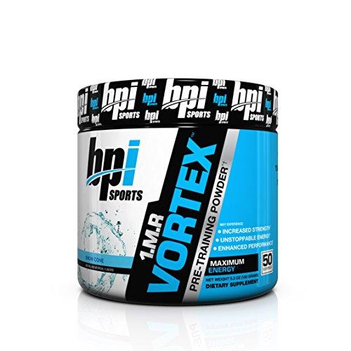 BPI Sports 1Mr Vortex Pre Training Powder Snow Cone - 50 Servings