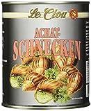 Dunekacke & Wilms Achat-Schneck 10 Dtzd. 800 g, 1er Pack (1 x 0.8 kg)