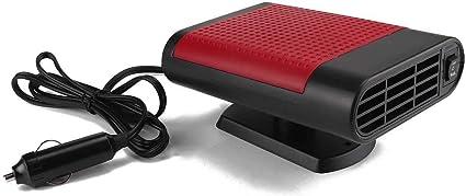 24V Heater for Car, Car Heater 24V, Car Windows Defroster, Deaters for Vans, Lighter Plug: image