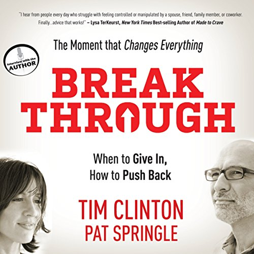 Break Through audiobook cover art