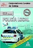 Policías Locales, Galicia. Test del temario general
