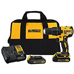 DeWalt Power Drill for Pilot Holes