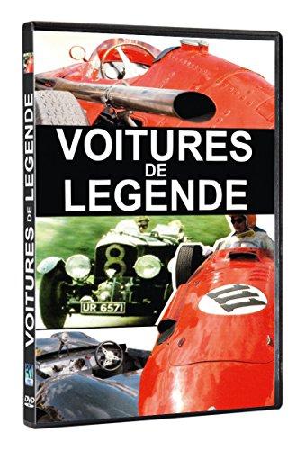 Voitures de Légendes DVD Ferrari - Porsche - Mercedes - Jaguar -...