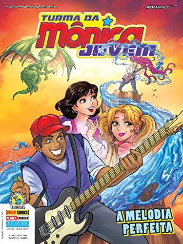 Turma Da Mônica Jovem Ed. 27 (série 2): A Melodia Perfeita
