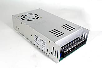 YI MEI DA Switching Power Supply 12V 40A 500W Power Adapter Driver Transformers 220V 110V AC SMPS for CCTV, Radio, Computer Project Led Strip Modules Light.
