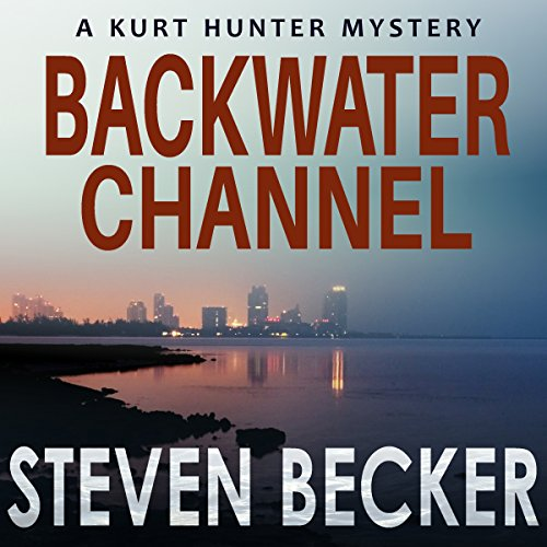 Backwater Channel (Kurt Hunter Mysteries) cover art