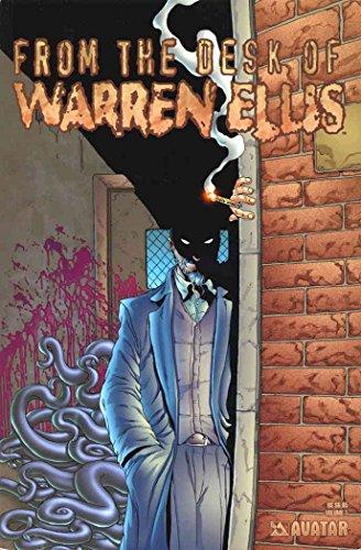 From the Desk of Warren Ellis #1 (2nd) VF/NM ; Avatar comic book