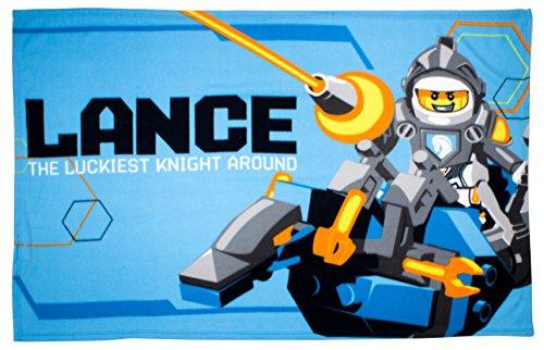 LEGO Nexo Knights Power Couverture Polaire-Grande Impression