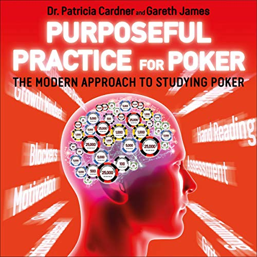 Purposeful Practice for Poker audiobook cover art
