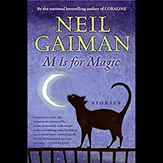 M is for Magic cover art