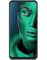 ZTE Smartphone Blade 10 (16 cm (6,3 tum) FHD+ display, 64 GB internminne, 32 MP AI-selfie- och 16+5 MP dubbelhuvudkamera, Dual-SIM, Android 9) grön