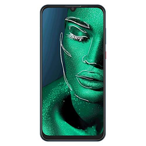 ZTE Smartphone Blade 10 (16 cm (6,3 Zoll) FHD+ Display, 64 GB interner Speicher, 32 MP AI-Selfie- und 16+5 MP Dual-Hauptkamera, Dual-SIM, Android 9) Grün