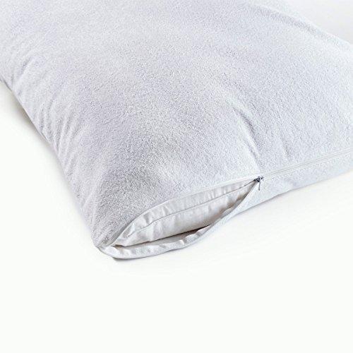 Pillow Protectors Dust Mite & Anti Allergy Pillow Encasement (Body Pillow 20' X 54')