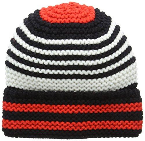 Sonia Rykiel Damen Mütze 51832824, Mehrfarbig (Multico Rubis 083), Einheitsgröße