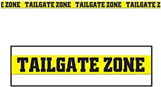 your tailgate zone