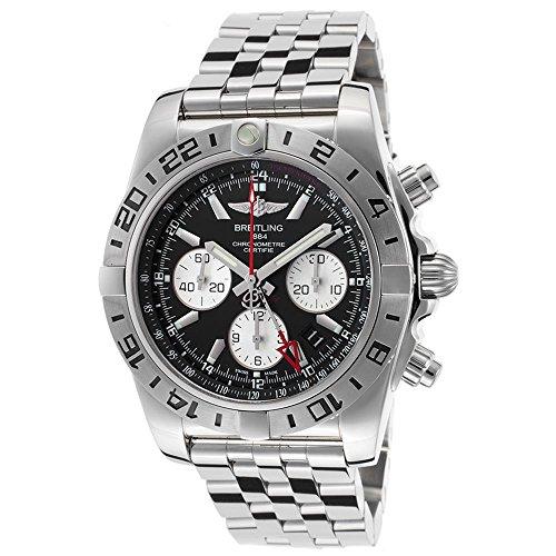 Breitling ab0420b9/BB56–375A Chronomat 44GMT Automatik Herren-Armbanduhr