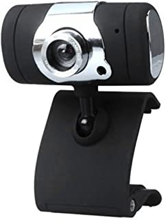 USB Webcam with Microphone Web Camera Web Cam Webcam Hd USB Camera Conference Cam Hd Video Webcam Clip-on Camera with Micr...