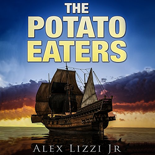The Potato Eaters audiobook cover art